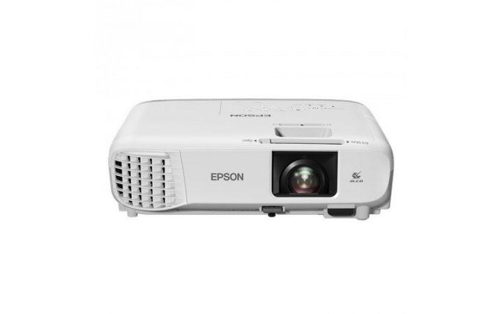 EPSON EB W39 投影機