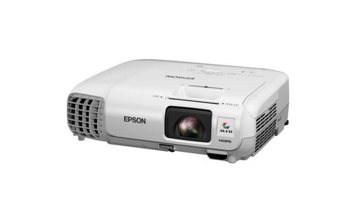 EPSON EB W42 投影機