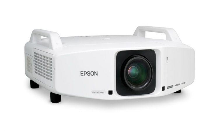 EPSON EB Z8000WU 投影機