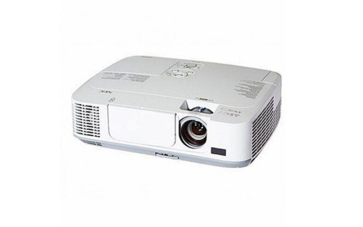 NEC p401w 投影機